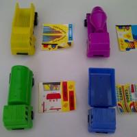 Mobil Truk Konstruksi Truck Molen Kontraktor Car Mainan Anak Edukasi