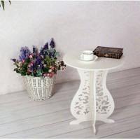 Meja Putih / Meja Minimalis / Meja Sudut / Meja Eropa / Meja Kecil