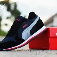 harga termurah sepatu wanita puma suede women casual sports lari run fitness Tokopedia.com
