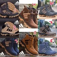 Adidas Safty Boots #sepatu safty murah bdg