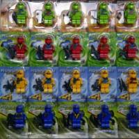 Jual Lego Figure Ninja Go Press Souvenir Murah Lucu Mainan Anak Edukasi Murah