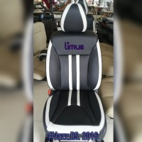 Modifikasi Seat cover Honda Jazz RS tahun 2016