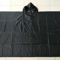 harga Jas Hujan Ponco Batman Bahan Parasut Waterproof Tokopedia.com