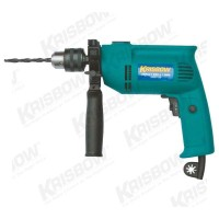 Krisbow Impact Drill Set / Set Mesin Bor Beton 21 Pcs (13 Mm)