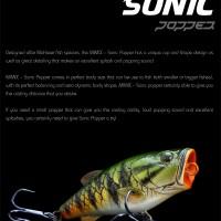 Mimix SONIC 60mm/12g Color Blue Mahseer