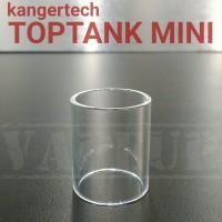 TOPTANK MINI replacement glass tube || kangertech rta vape vaporizer