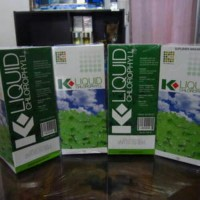 KLink Chlorophyll / Klorofil ( Original Kemasan Baru)
