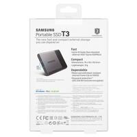 Harddisk SSD Samsung T3 500GB Eksternal / Portable