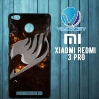 fairy tail logo Fire Z3696 Xiaomi Redmi 3 Pro Case (Cover, Hardcase)