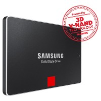 Samsung SSD 850 PRO 2.5 Inch SATA III 128GB - MZ-7KE128BW - Black
