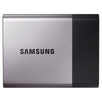 Samsung Portable SSD T3 500GB - MU-PT500B - Black
