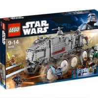 Lego Star Wars 8098 Clone Turbo Tank