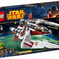 Lego Star Wars 75051 JEDI SCOUNT FIGHTER