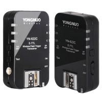 Yongnuo Flash Trigger Rf-622c Hss E-Ttl For Canon