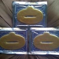 Jual Sell.. Gold Masker Bibir Lip mask collagen Murah