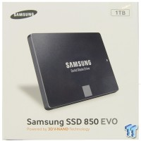 SSD SAMSUNG 1 TB 850 EVO