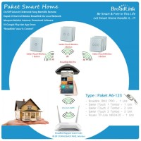 PAKET SMART HOME BROADLINK : TYPE A6-123