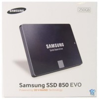 SSD SAMSUNG 250 GB 850 EVO