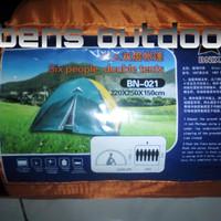 Jual tenda bnix 021 double layer kapasitas 6 orang Murah