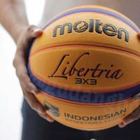 harga Bola Basket / Basketball MOLTEN B33T5000 (MOLTEN 3x3) Tokopedia.com