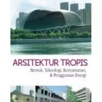 harga Arsitektur Tropis Tokopedia.com
