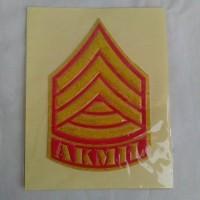 stiker Akmil
