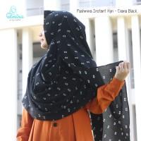 Hijab Elmina - Pashmina Instant Hijri Motif - Diana