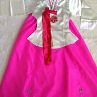 Hanbok anak baju tradisional / adat korea hambok hanbokh handbok