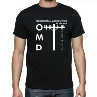 OMD BLACK SHIRT-Quality Distro