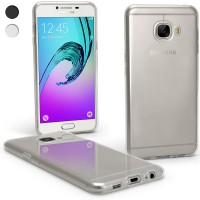 Samsung Galaxy C7 Ultra Thin Case / Casing / Sarung / Shield / Bumper