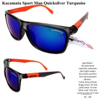 kacamata pria sport quiecksilver turkish fullset