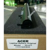 Baterai Laptop Acer Aspire V5-471,V5-431, V5-571,ORIGINAL