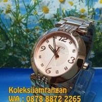 JAM TANGAN WANITA MANGO MA6684L-13R ROSE GOLD ORIGINAL MURAH