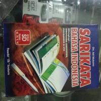 harga SARIKATA BAHASA INDONESIA Tokopedia.com