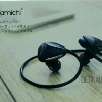 Nakamichi Sporty Wireless Headphones premium class