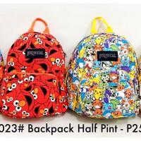 JANSPORT 5023# Backpack Half Pint P25xT30xL15cm