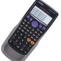 Kalkulator Scientific Casio Fx-95ES Plus Pelajar ORI BERGARANSI