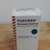 Forumen tetes telinga 10 ml