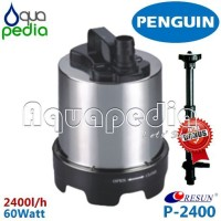 RESUN Penguin-3200 Pompa Air Celup Vertical Submersible Water Pump