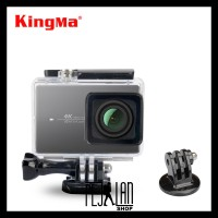 Harga kingma underwater waterproof case ipx 8 60m for xiaomi yi 2 | Pembandingharga.com