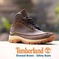 SEPATU BOOTS TIMBERLAND OXWOOD SAFETY BOOTS STEEL TOE UJUNG BESI 39-43