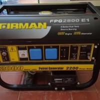 Genset 2 kW Firman FPG 2800 E1 Murah