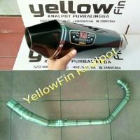 harga Knalpot Yoshimura R77 Fullset Vixion/R15/Xabre/Satria fu/cb150r/cbr150 Tokopedia.com