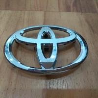 Emblem Logo Stir Toyota Avanza, Innova, Rush, Yaris, Vios, Agya