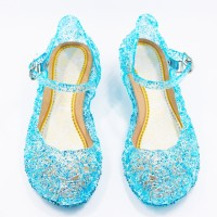 GS3016 PRINCESS SHOES BLUE [BAJUKIDDIE] SEPATU ANAK