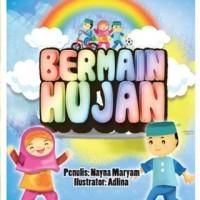 Buku - Kumpulan Cerpen Anak Islami Bermain Hujan