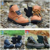 sepatu kickers boots safety rider  tracking free kaos kaki murah