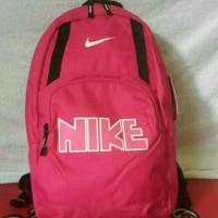 Tas Ransel/Nike Classic Sand Bp Pink Sz S 100% Original
