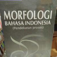 MORFOLOGI BAHASA INDONESIA