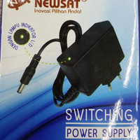 Harga Adaptor CCTV Adaptor peralatan Elektronik 12V 1A   1001   WIKIPRICE INDONESIA